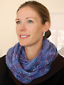 Loop Scarf Knit Pattern