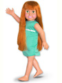 "The Springfield Collection® 18"" Doll - Red Hair"