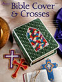Bible Cover & Crosses Plastic Canvas Pattern