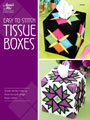 Easy to Stitch Tissue Boxes Pattern