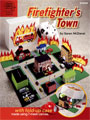 Plastic Canvas Firefighter's Town