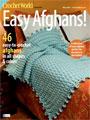 Easy Afghans! Fall 2012