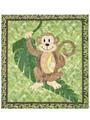 Mortimer Monkey Quilt Pattern
