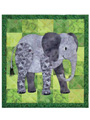 Ellingham Elephant Quilt Pattern