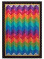 Corrugated Quilt Pattern
