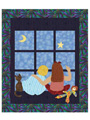 Twinkle, Twinkle, Little Star Wall Hanging Pattern