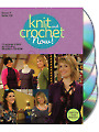 Knit and Crochet Now! Season 1 DVD