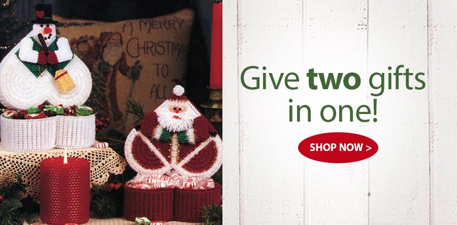 YP00661 Santa & Snowman Surprise Boxes