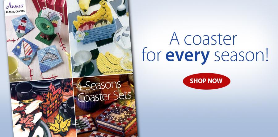 YP00677 4-Seasons Coaster Sets Pattern