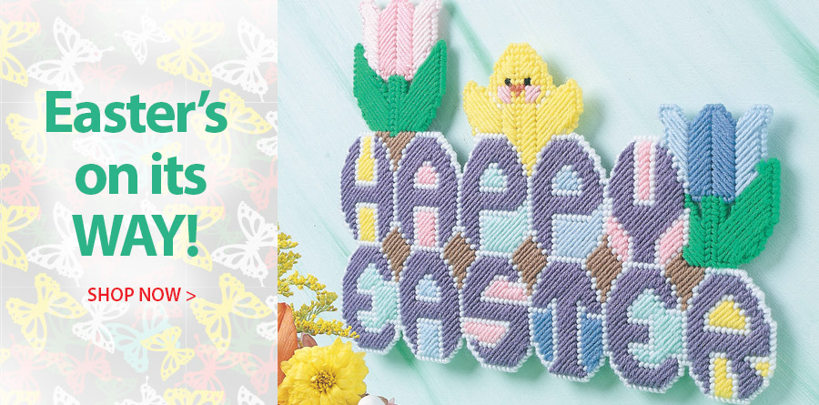 Y852533 Happy Easter Sign