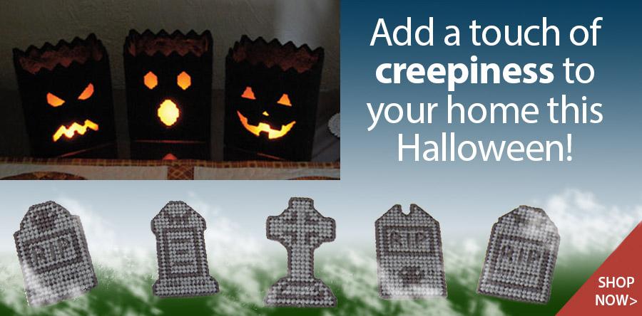 RAP2091 Creepy Halloween Décor