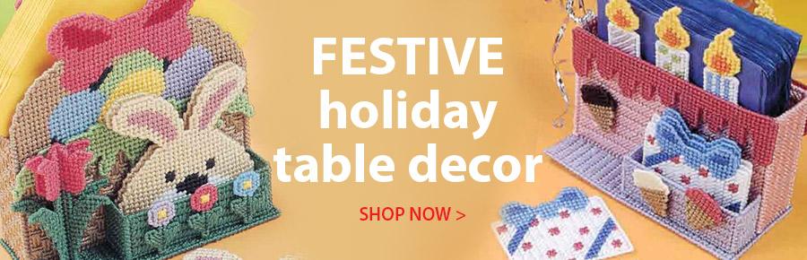 A842633 Holiday Kitchen Caddies