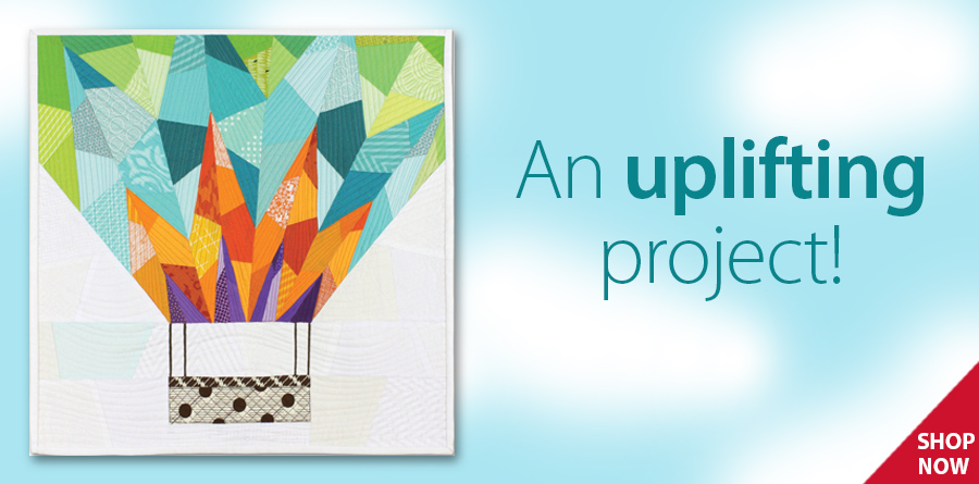 422291 Up and Away Mini Quilt Pattern