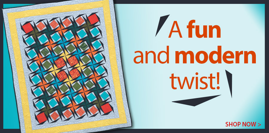 Y420239 Too Much Fun One Quilt Pattern
