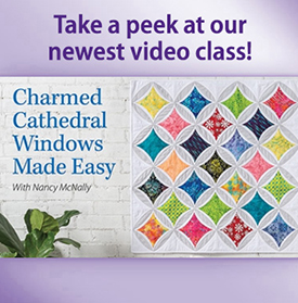 Charmed Cathedral Windows Made Easy