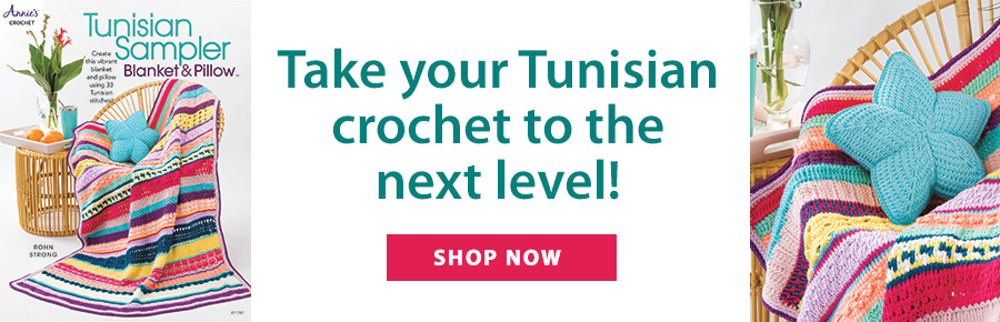 Tunisian Sampler