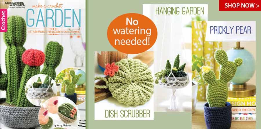 838269 Make A Crochet Garden