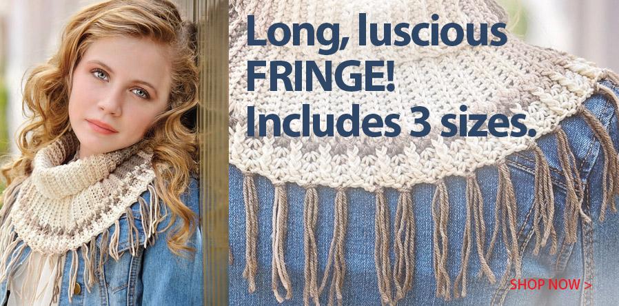 838093 Fringe Cowl
