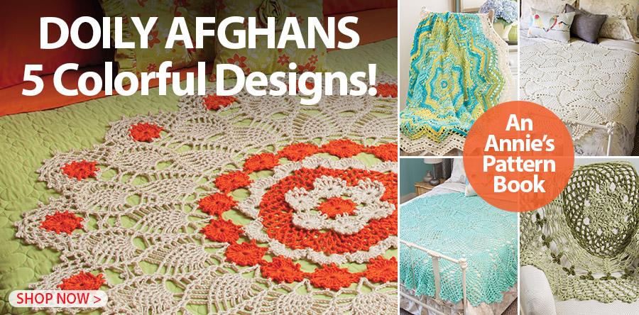 871628 Doily Afghans