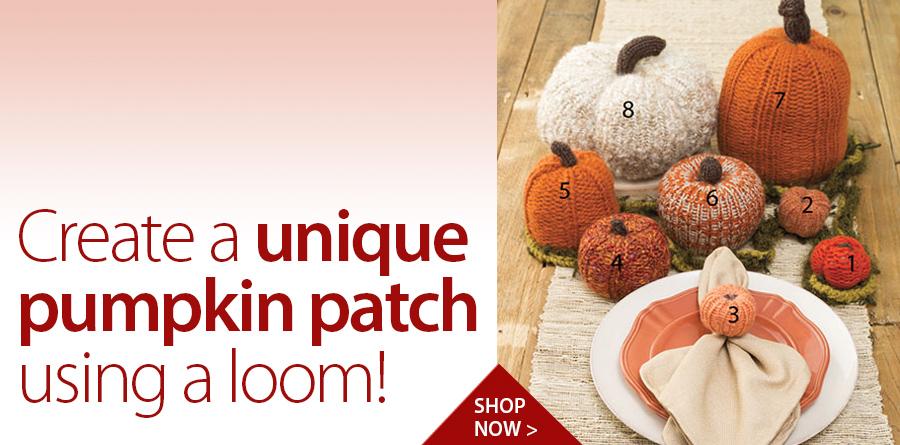 AK01015 jPumpkin Patch Knit Pattern