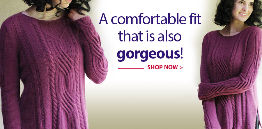 RYK1153 Piper Sweater Knit Pattern