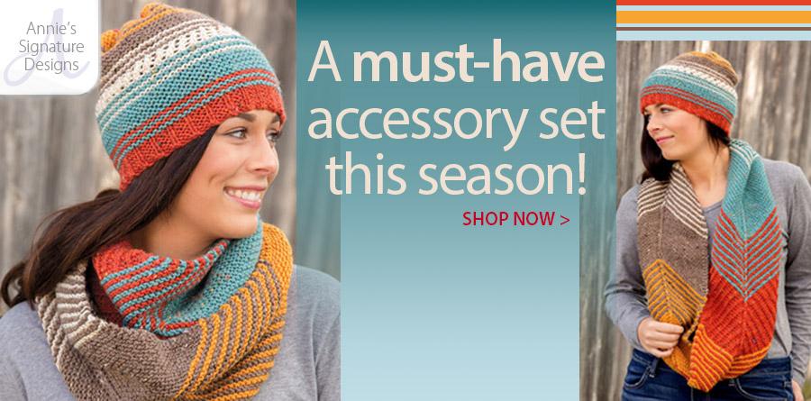 Y886067 Allegiant Set Knit Pattern