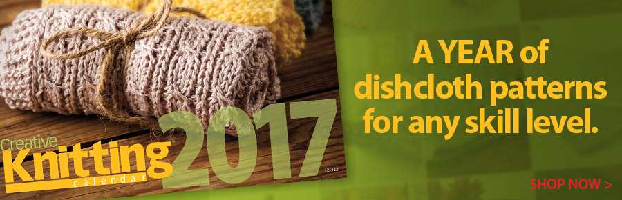 A121122 Creative Knitting Calendar 2017
