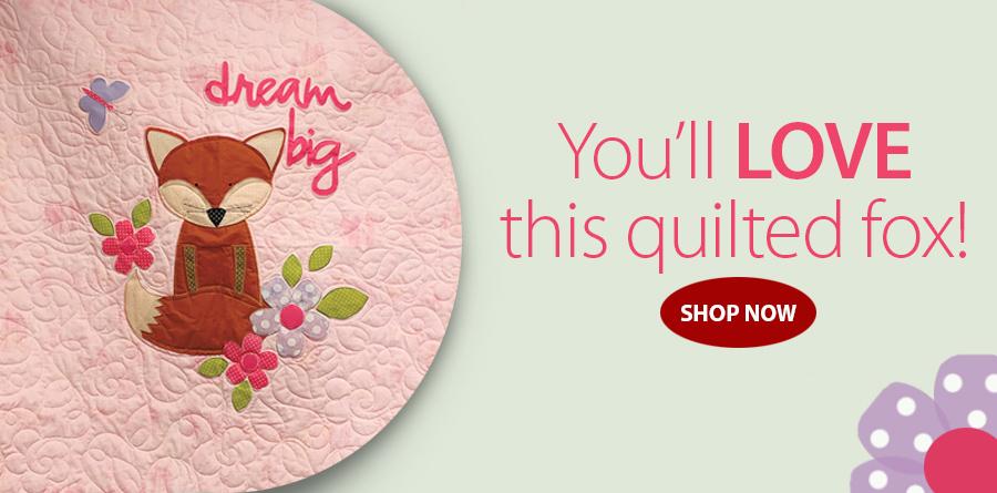 422450 Dream Big Quilt Pattern