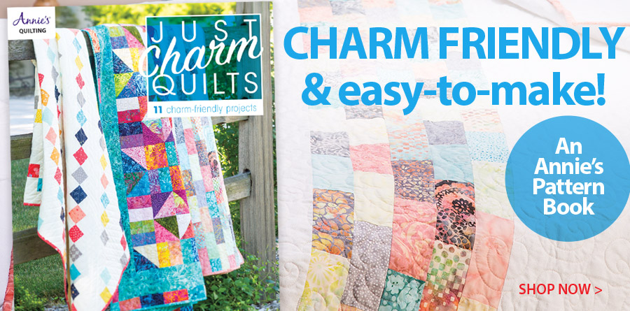 141403 Just Charm Quilts