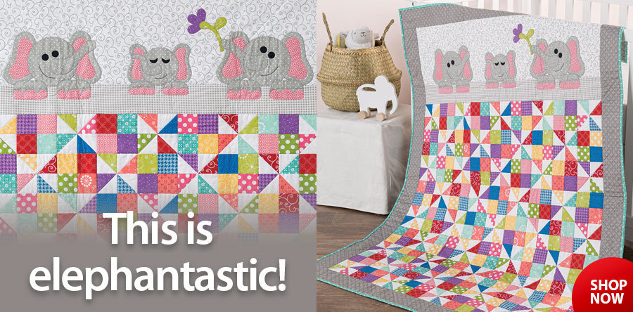 Y886590 EXCLUSIVELY ANNIE'S: Sleep Tight Quilt Pattern