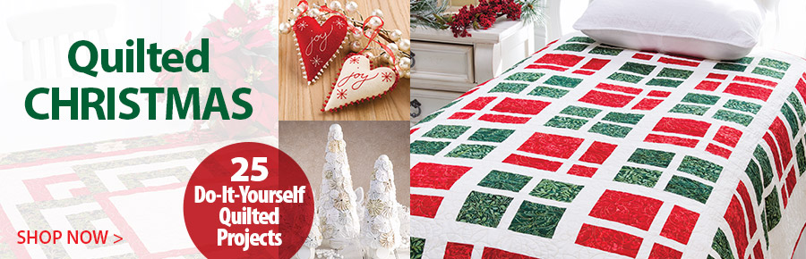141404 Quilted Christmas