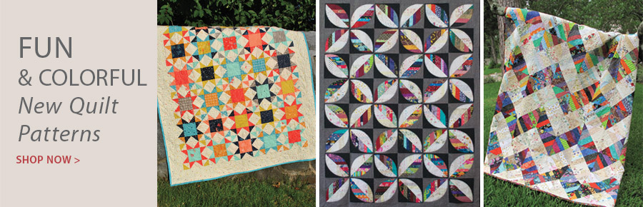 420054 Petalicious Quilt Pattern