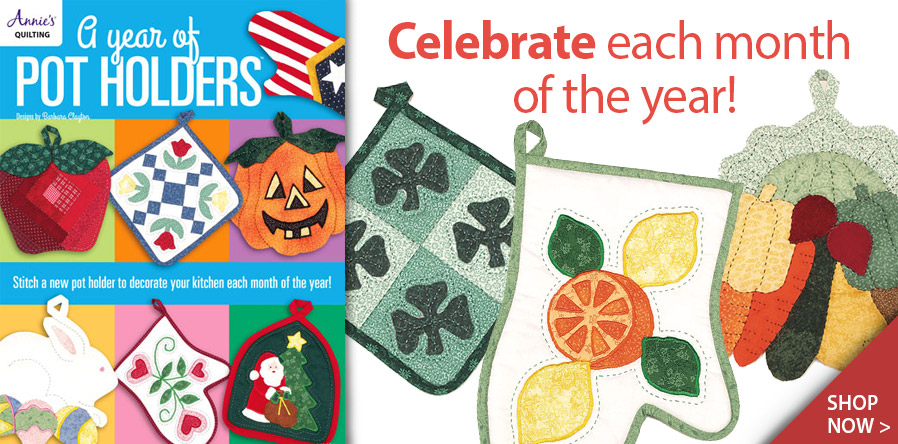 141436 A Year of Potholders