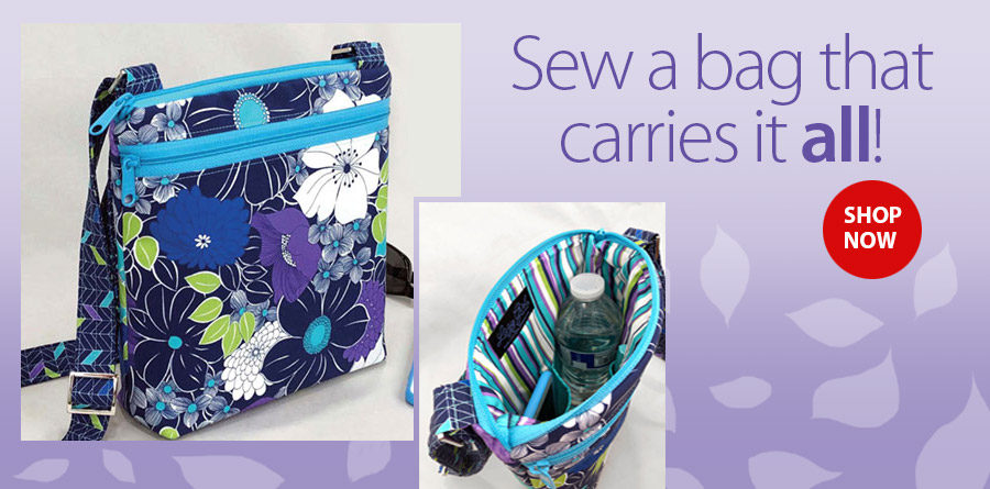 359407 Lexi Carryall Sewing Pattern