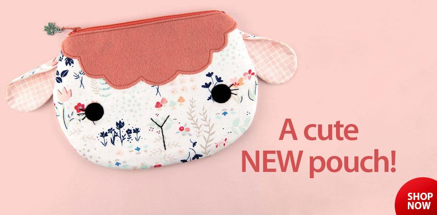 A359496 Little Lamb Zippy Critter Sewing Pattern