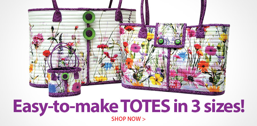359255 Rockport Totes Sewing Pattern