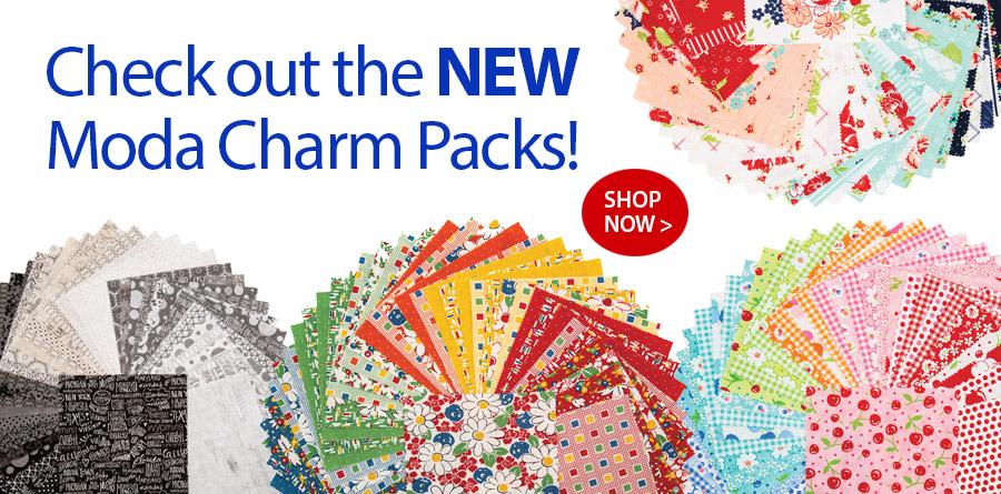 278403 Moda Smitten Charm Packs