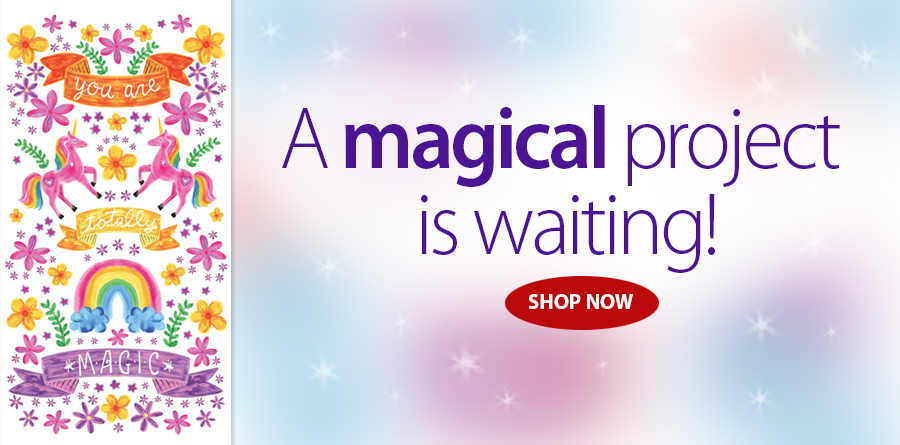 278785 You Are Totally Magic Panel 24