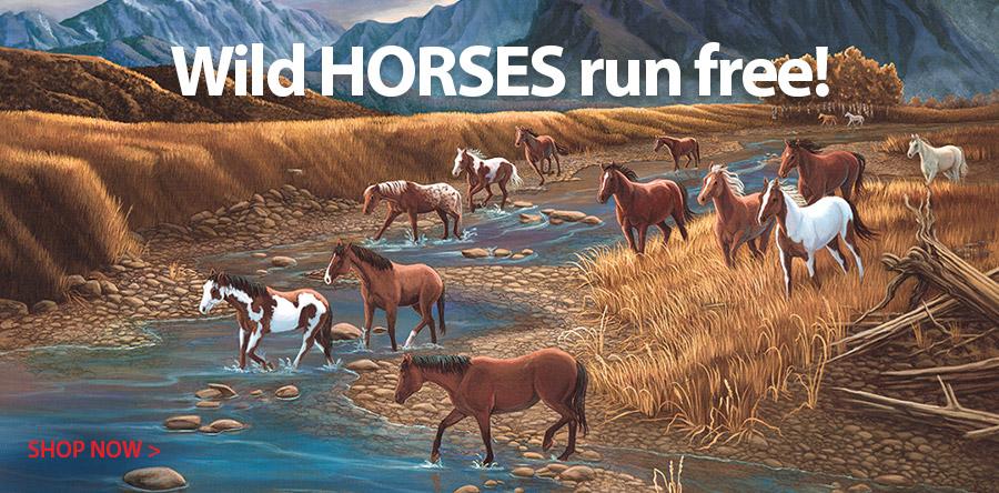 278075 Mountain Horse Panel