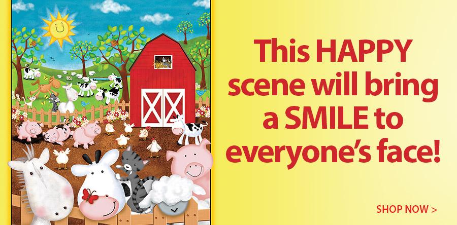 278162 Animal Farm Panel - 36
