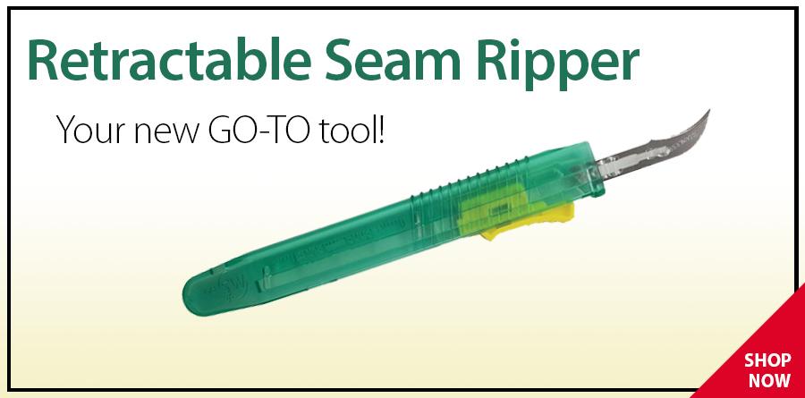 147955 Retractable Seam Ripper