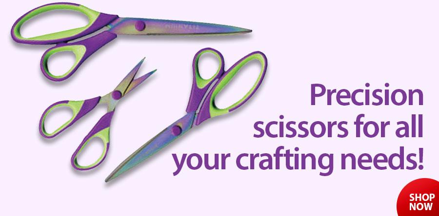 147878 Titanium Scissor Set - 3/pkg.