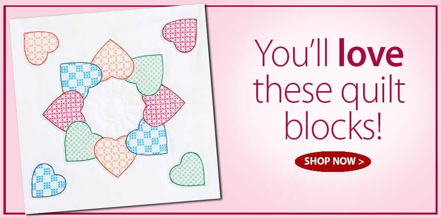 431234 Patchwork Hearts White 18