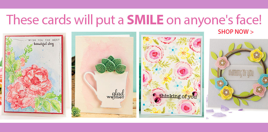AG01408 Fresh Cut Greeting Cards