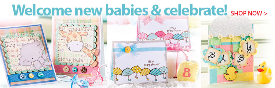 AG01214 Welcome Baby Cards
