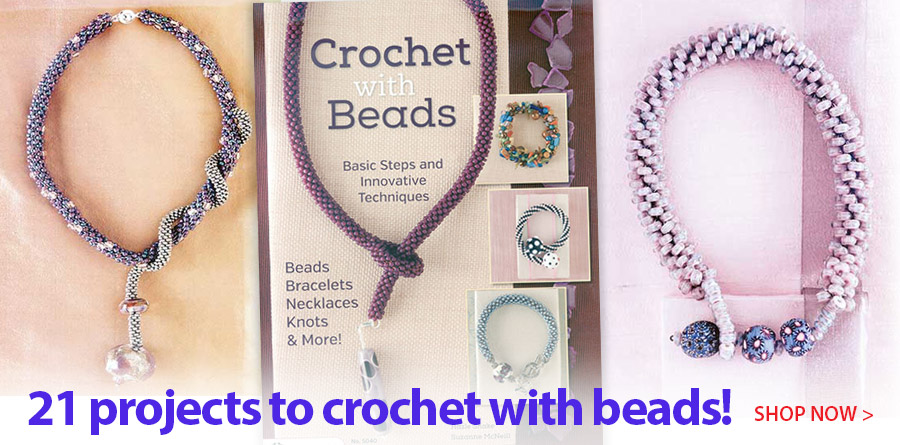 837500 Crochet with Beads
