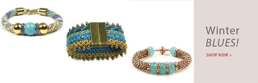 709217 Leila Bead Crochet Bracelet Kit