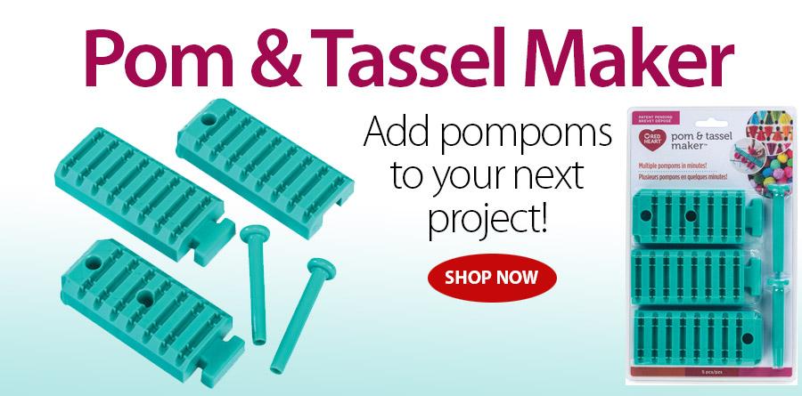 810248 Pom & Tassel Maker