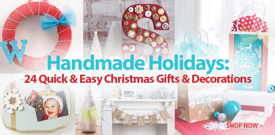 GDV01D Handmade Holidays:�