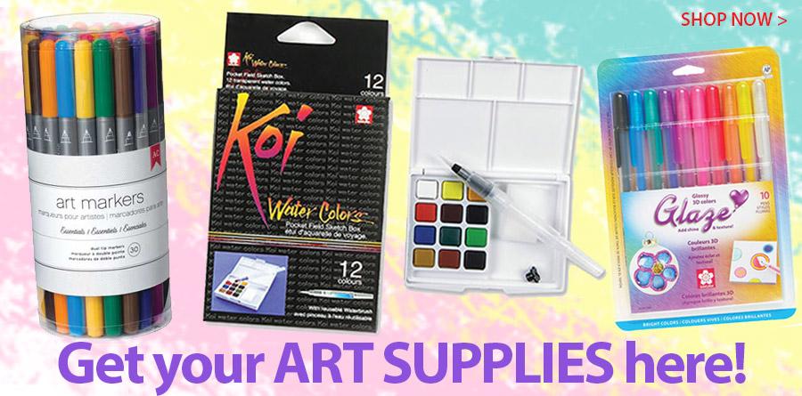 708403 Glaze® Pens 10/Pkg.